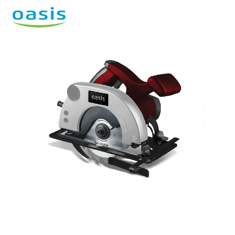 Circular saw Oasis PC-140 Miter saw The Gig saw Carpentry tools for working with wood Longitudinal and transverse sawing