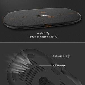Image 5 - NILLKIN 2 в 1 Qi быстро Беспроводной Зарядное устройство для iPhone X XS Max/XS/8/8 Plus для samsung Galaxy S8/Note 8/S9 Беспроводной зарядного устройства