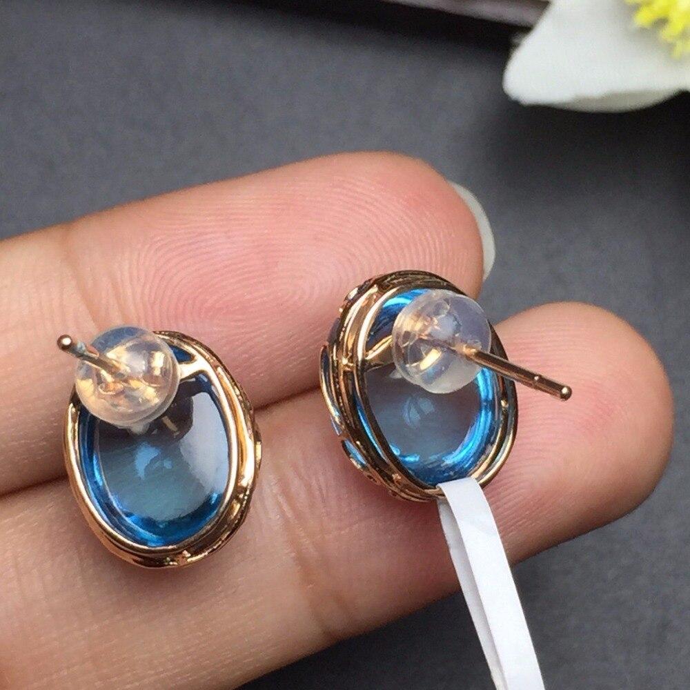 Նուրբ զարդերի հավաքածու Իրական 18K - Նուրբ զարդեր - Լուսանկար 6