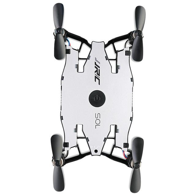 Ultrathin Wifi Selfie Drone Camera Auto Foldable Arm