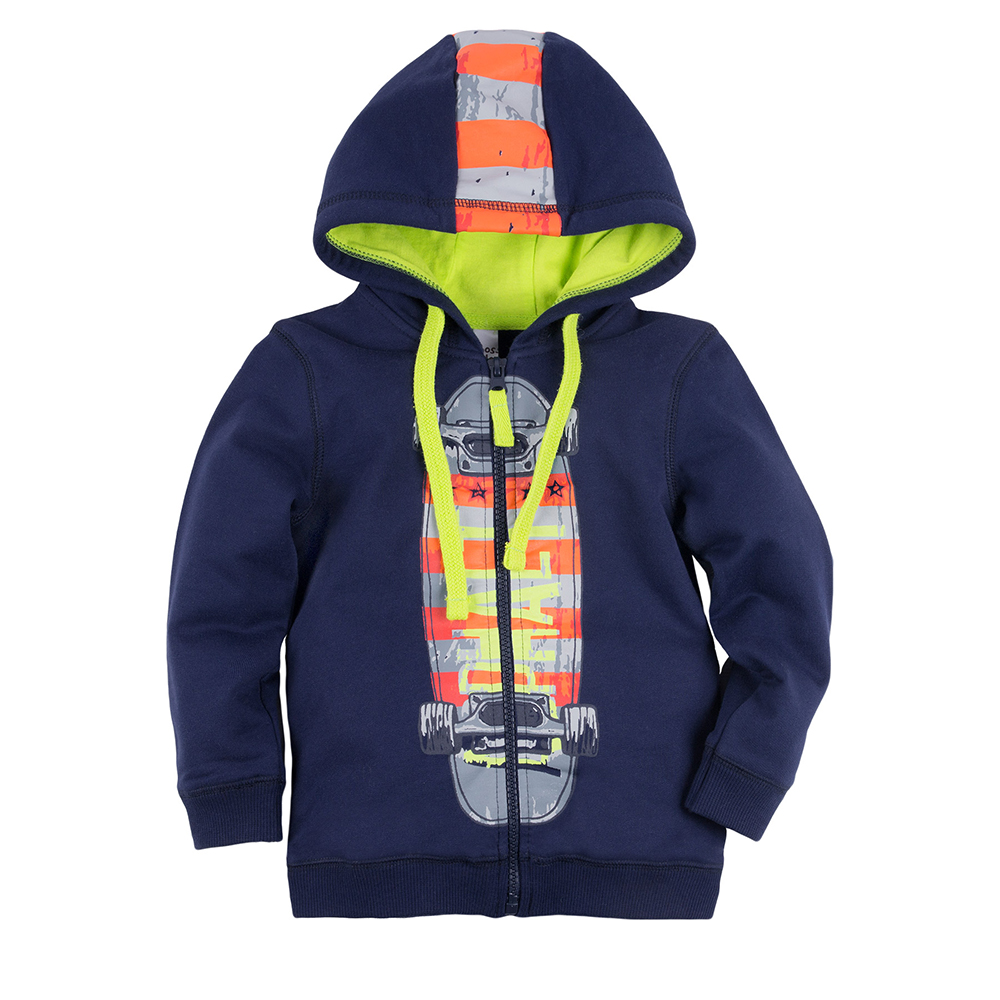 Hoodies & Sweatshirts BOSSA NOVA for boys 180s-462 Children clothes kids clothes hoodies