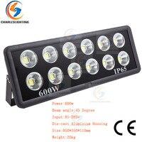 CHARLESLIGHTING 3 Years Warranty Outdoor Ultra Bright COB LED Flood Lights 150W/200W/300W/400W/500W/600W Proof Grade IP65 Lamp