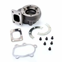 Kinugawa Turbo Turbine Housing Kit Trim 62 T25 5 Bolt for Garrett  GT2554R GT2560R Ball Bearing|gate receiver|gate spring|gate stop -