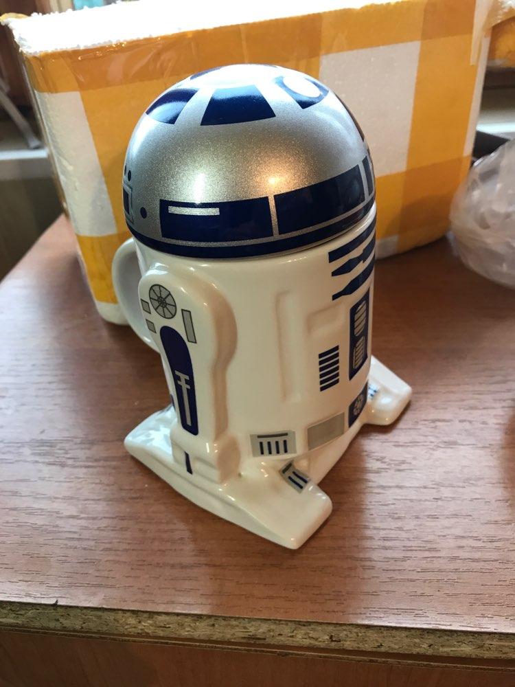 Star Wars Robot R2-D2 3D Ceramic Coffee Mug