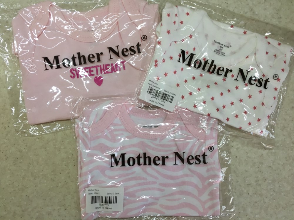 Mother Nest 3 Pieces/lot Fantasia Baby Bodysuit Infant Jumpsuit  Overall Short Sleeve Body Suit Baby Clothing Set Summer Cotton-in Bodysuits from Mother & Kids on Aliexpress.com | Alibaba Group