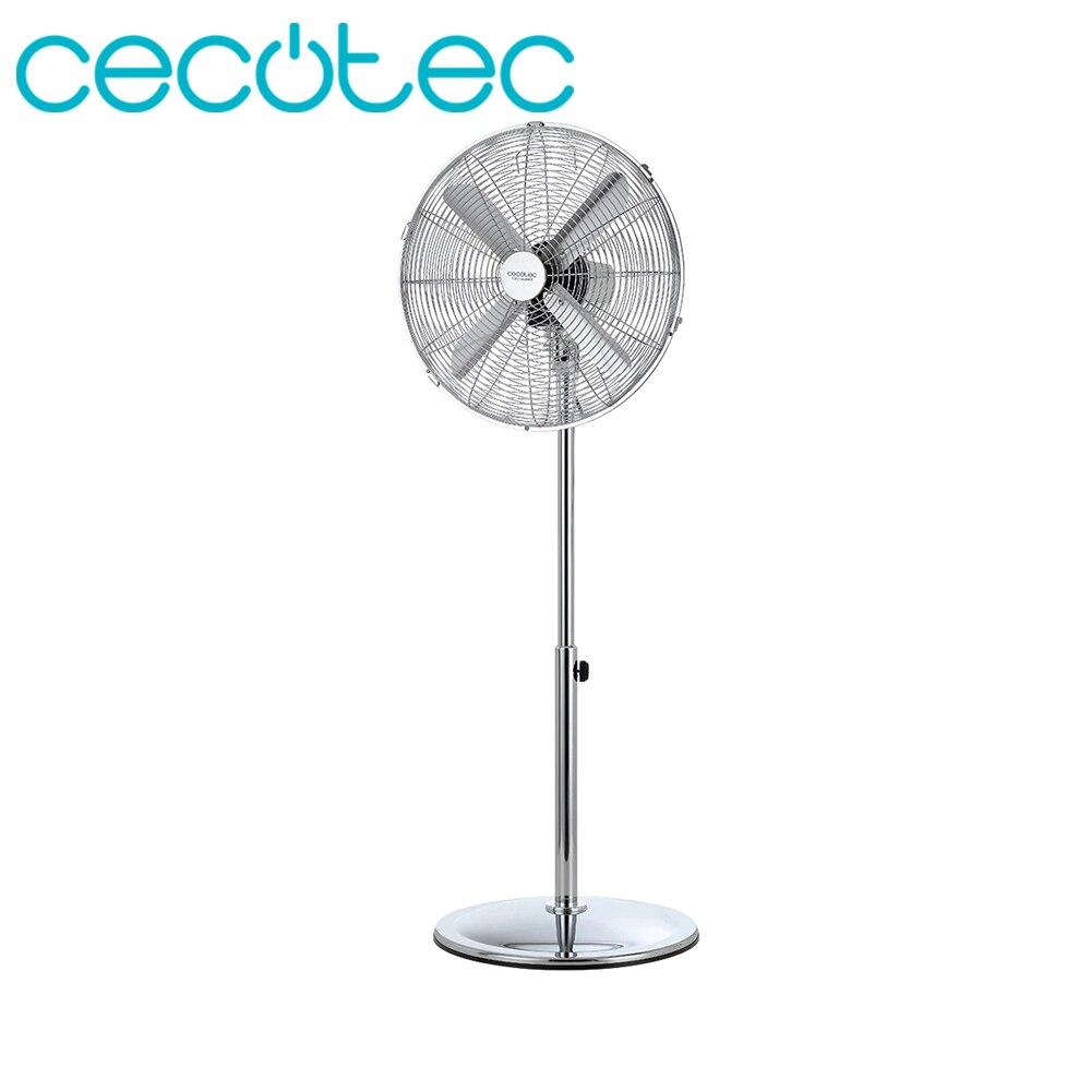 Cecotec Standing Fan ForceSilence 580 RetroStyle