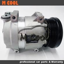 New AC Compressor For CHEVROLET CORVETTE KALOS LACETTI  OPTRA Saloon Aveo 86539389 95234615 95966588 96539389 96539394