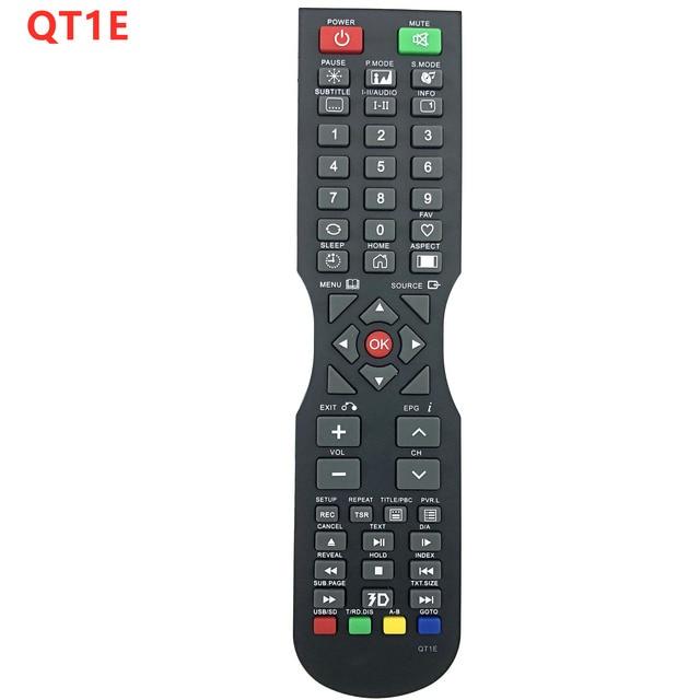 Controle Remoto da TV SONIQ QT1E Para E32S12A AU E40S12A AU E48S12A AU E55S12A AU E42S14A E47S14A E55S14A U42V14B