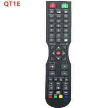 テレビのリモコン SONIQ QT1E ため E32S12A AU E40S12A AU E48S12A AU E55S12A AU E42S14A E47S14A E55S14A U42V14B