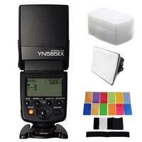 Yongnuo YN585EX YN 585EX P TTL Wireless Flash TTL Speedlite For Pentax K70 K50 K1 KS1 KS2 645Z K3 K5 II K30 K100 Camera