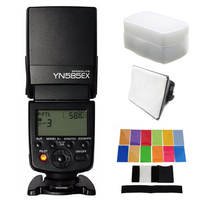 Yongnuo YN585EX YN 585EX P TTL Wireless Flash TTL Speedlite For Pentax K70 K50 K1 KS1 KS2 645Z K3 K5 II K30 K100 Camera