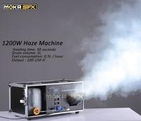 Factory sale directly Pro Morning haze Machine stage fog machine dmx smoke effects hazer machine fast preheat 30 seconds