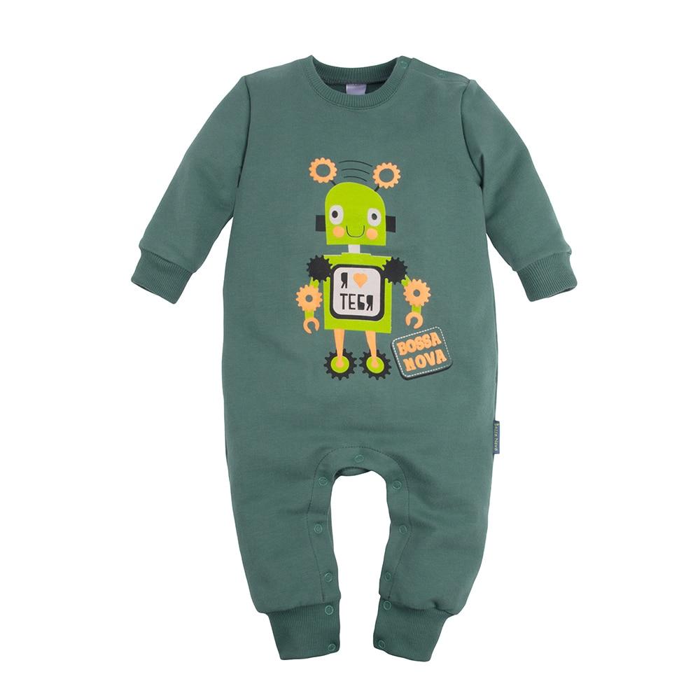Footies BOSSA NOVA for boys 518b-464o Children clothes kids clothes footies bossa nova for girls 518b 464 children clothes kids clothes