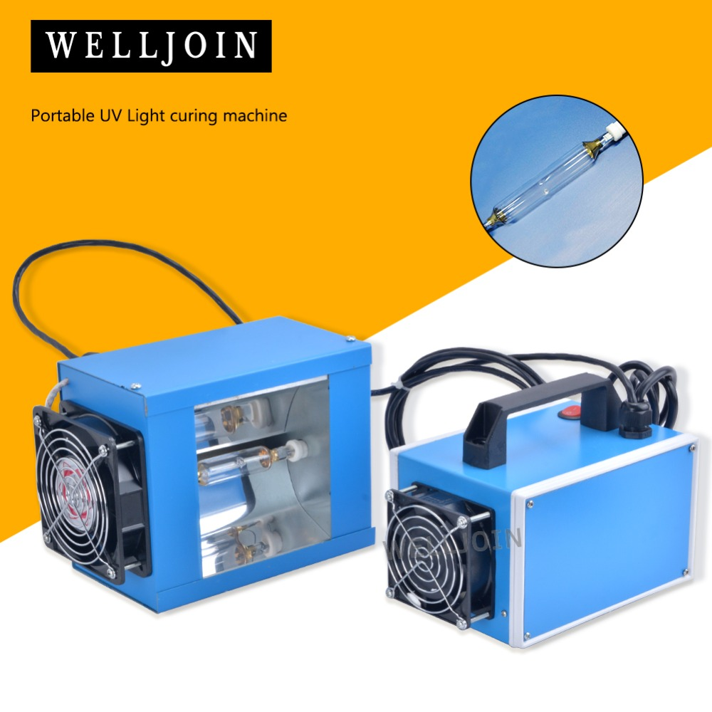 Portable UV Light Curing Machine 400w Brand New