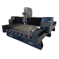 China stone engraving CNC router for stone/marble/quartz engraving
