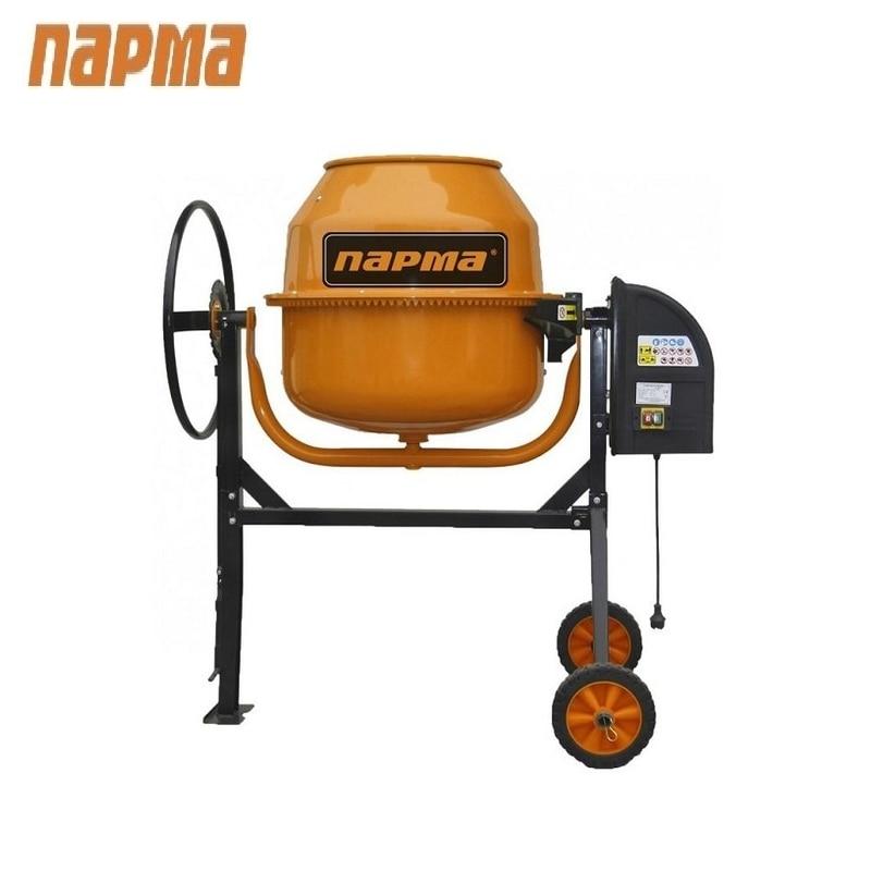 цены Concrete mixer Parma B-160-E Drum mixer Tilting mixer Transit mixer Knead concrete