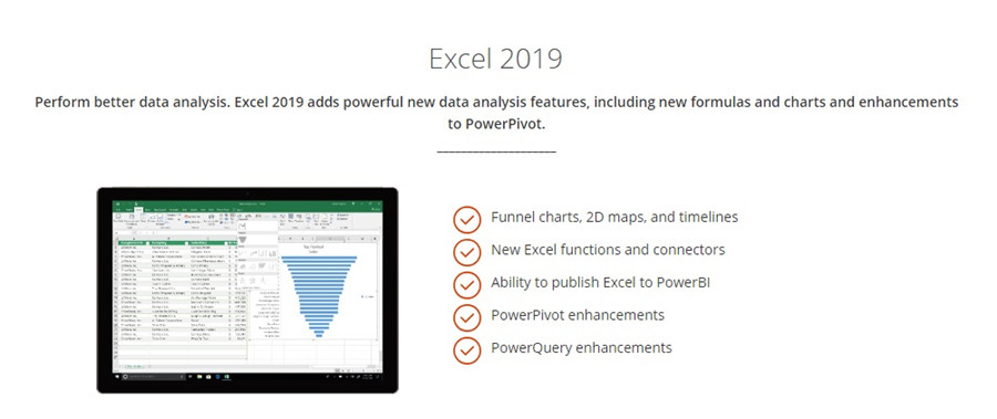 office 2016pro_excel