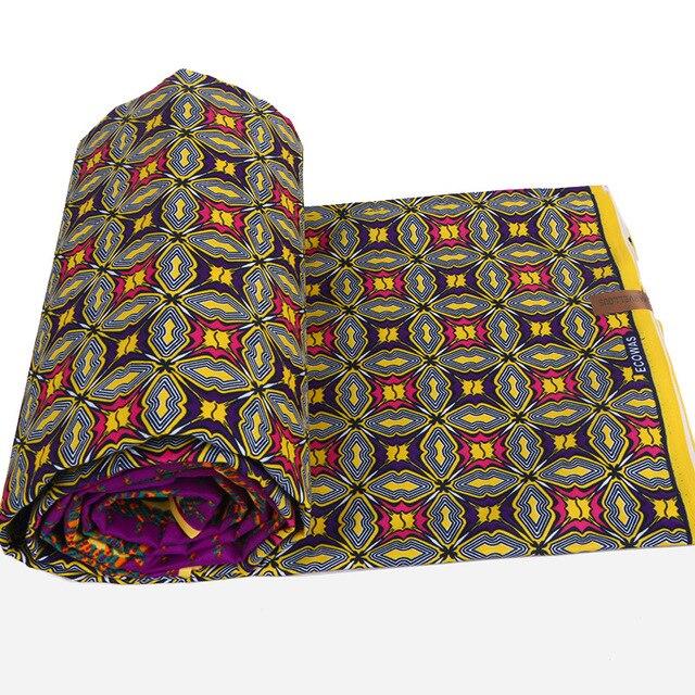 mylb 2018 veritable wax hollandais guaranteed real dutch ankara fabric super wax hollandais african wax prints fabric 6 yards 3