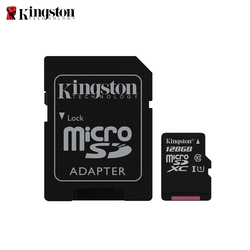 Карты памяти и SSD KingSton