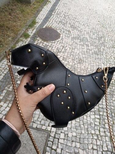 T-REX SHOULDER BAG