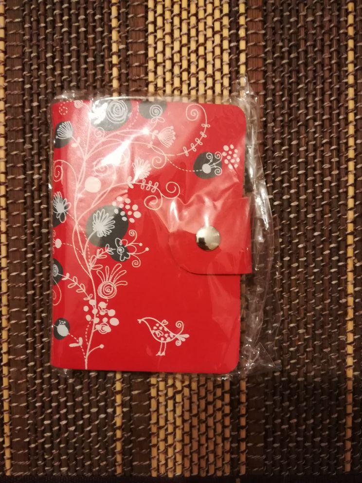 2019 Echt Lederen Afdrukken Vrouwen Visitekaarthouder 11 Kleuren Id-kaart Creditcardhouder Protector Organisator Kaart Portemonnee DC57 photo review
