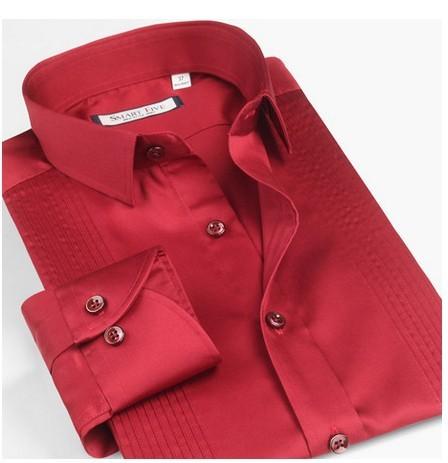 2018 Neue Neue Camisa Masculina Männer Slim Fit Dress Shirt Hülse Weißes Hemd Männer Marke Kleidung Größe Xs 5xl 6xl Eine