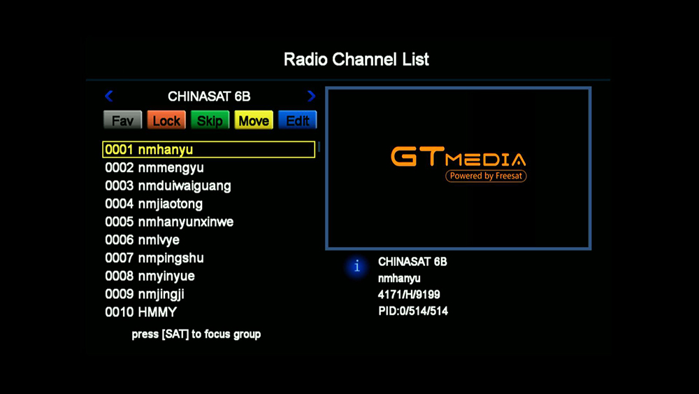 Openbox-GTMedia Firmware - Page 7 - Openbox HD