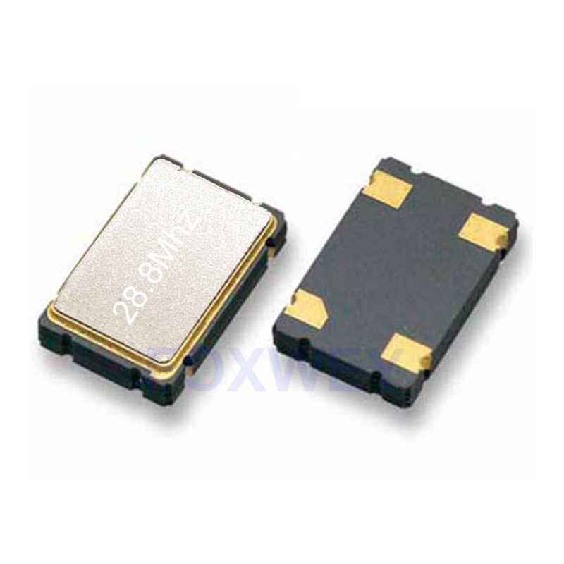 SMT 3225 TCXO Oscillator 28.8Mhz 0.5ppm (Temperature Compensate  Crystal Oscillator) For RTL SDR USB Dongle Modification With Ch