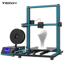 2017 New Tronxy X3S 3D Printer DIY kits Quick installation Big size Print Area 330*330*420mm