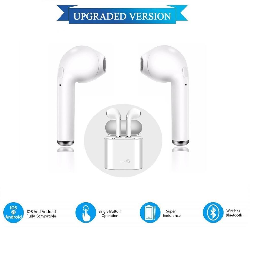 Auricular Bluetooth inalambrico Universal Auriculares con Microfono para Todos Telefonos compatible iphone samsung