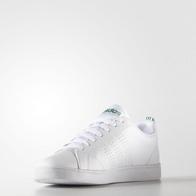Sneakers F99251 ADIDAS SHOES advantage clean and Green WHITE-in ... 2da3fbfd63337