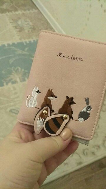 2019  Vintage Wallets Cartoon Animal Candy Colored Girls Coin Bags Women Key Wallets Children Cute Cartoon Mini Coin Purse photo review