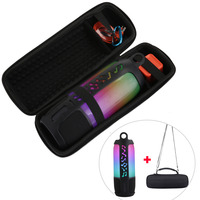 Newest PU 2 In 1 Carry Protective Box Pouch Cover Bag Case For JBL Pulse 3