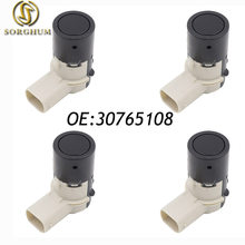 4 sztuk czujnik parkowania pdc dla Volvo C70 S40 S60 S80 V50 V70 V70x XC90 30765108 30668099 30668100 30765408
