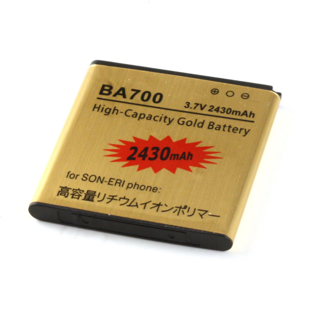 BA700 Phone Battery Replacement Batteries for Sony Ericsson XPERIA RAY ST18i Neo V MT11i Pro MK16i
