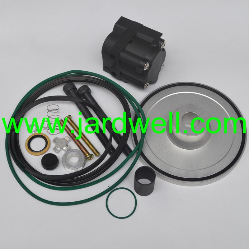 2901162200(2901-1622-00) Unloader Valve Kit replacement aftermarket parts for AC compressor ewd330 ac110v electric auto drain valve 1622855181 1622 8551 81 replacement aftermarket parts for ac compressor