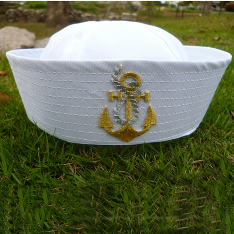 Buy embroidered sailor hat and get free shipping on AliExpress.com e9a3c4e62e0