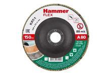 115 Х 22 Р 40 тип 1 КЛТ Hammer Flex SE  213-018 Круг лепестковый торцевой