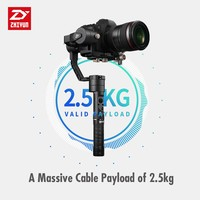 Zhiyun Crane Plus 3 Axis 3 Axis Handheld Gimbal Stabilizer For All Models Of DSLR Mirrorless
