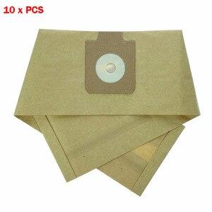 Image 1 - เครื่องดูดฝุ่นถุงกระดาษชุดเปลี่ยนสำหรับ Taski Vento 15   Vento 15 S (10 pcs. กระเป๋า)   7514888