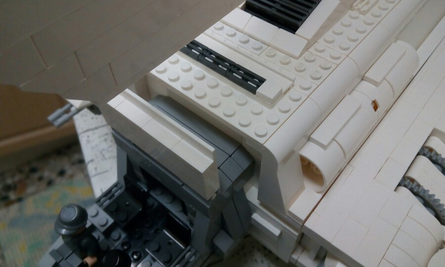 LEPIN 05034 Star Wars The 10212 Assemble Shuttle Block Set (2599Pcs) photo review