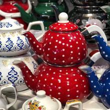 Арабский чайник чай чайник индукционная плита пятнистый винтажный чайник античный