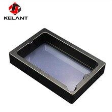 Kelant анодированный алюминиевый бак для НДС для 3D-принтера Orbeat полностью металлическая рама и прочная пленка FEP и стальное кольцо установлен