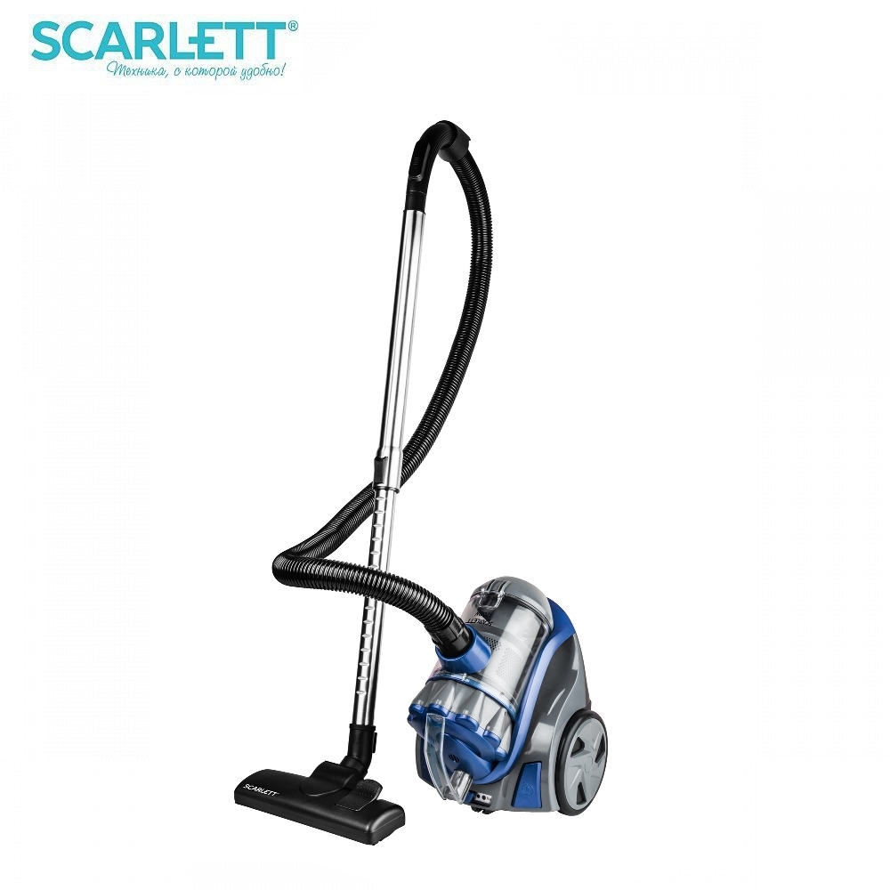 Vacuum Cleaner Scarlett SC-VC80C03 Vacuum cleaner for home Cyclone vacuum cleaners Shipping from Russia пылесос scarlett sc vc80c03