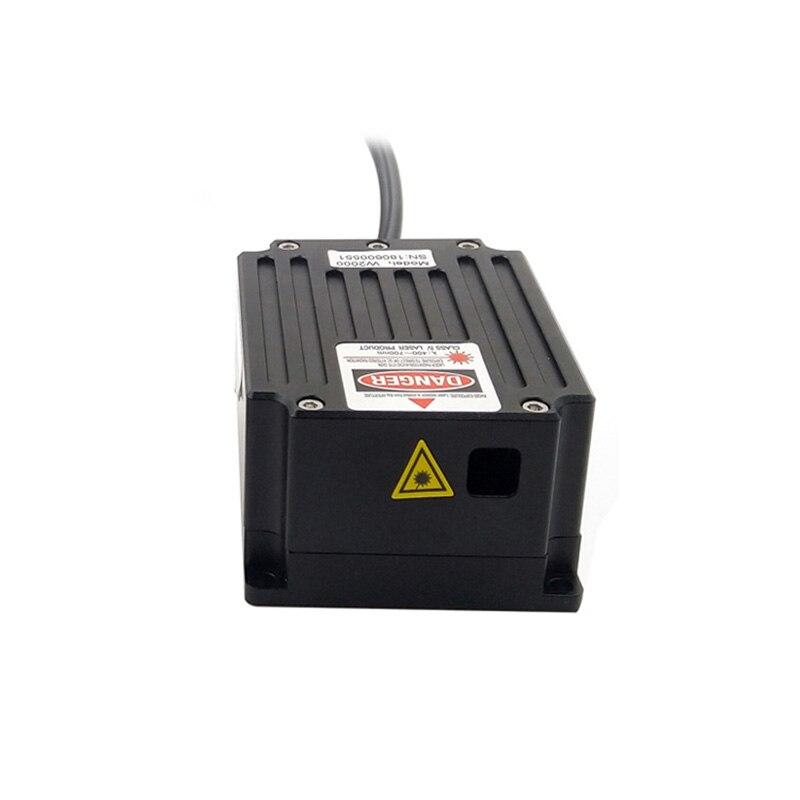Green Laser Diodes 4W 520nm Laser Module For Laser Light TTL Analogue Optical MaserGreen Laser Diodes 4W 520nm Laser Module For Laser Light TTL Analogue Optical Maser