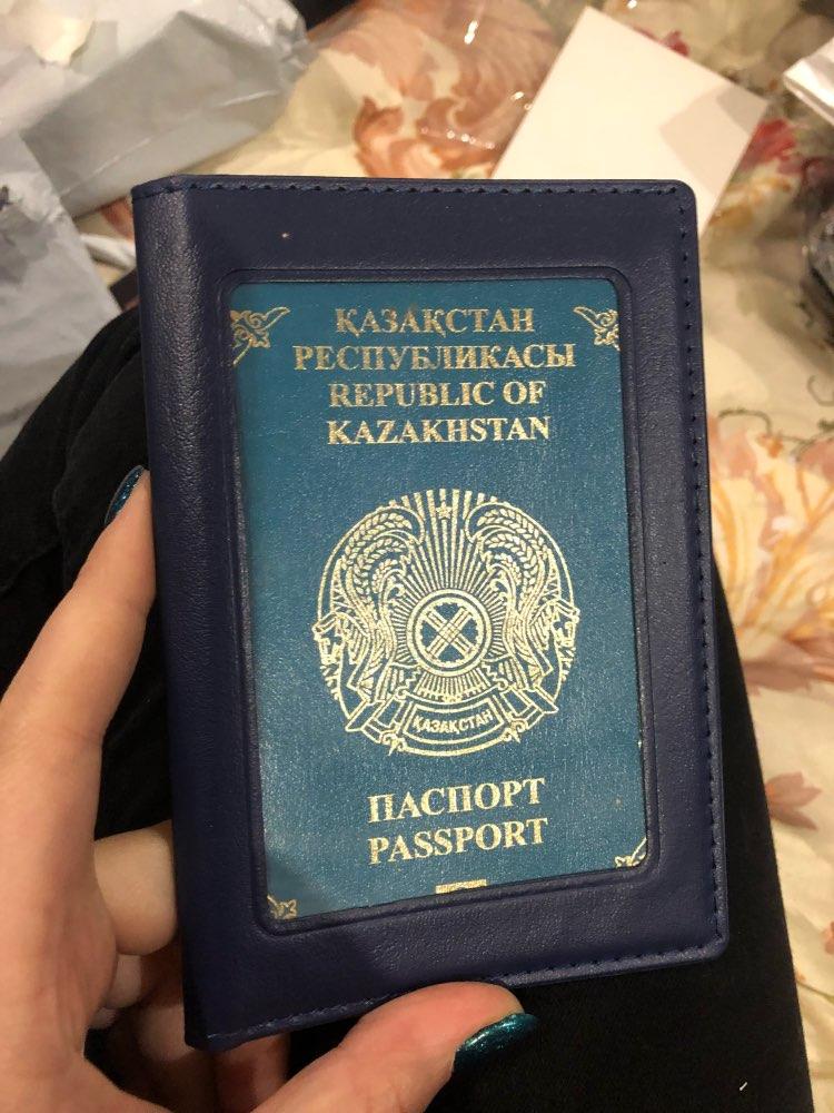 Nieuwe hoogwaardige Rusland paspoort Cover waterdicht De dekking van het paspoort Transparant duidelijk geval voor reizen paspoort houder photo review