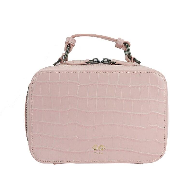 Genuine Cowhide Leather Bag Small Bags Blue Crocodile Pattern Women Travel Crossbody Bag Handbags New Fashion Female Bag Flap все цены