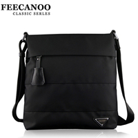 Feecanoo High Quality Large Capacity Fashion Men S Shoulder Bags Business Men S Travel Bags Oxford