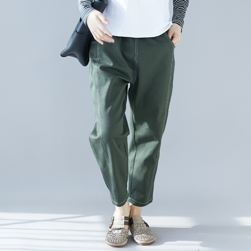 Womens asian style pant — 14