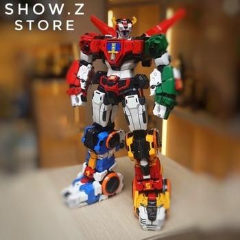 [Show. Z Winkel] Titan Power TitanPower TP TP-01 TP01 Titan Beest Koning Chogokin Voltron w/LED Action Figure